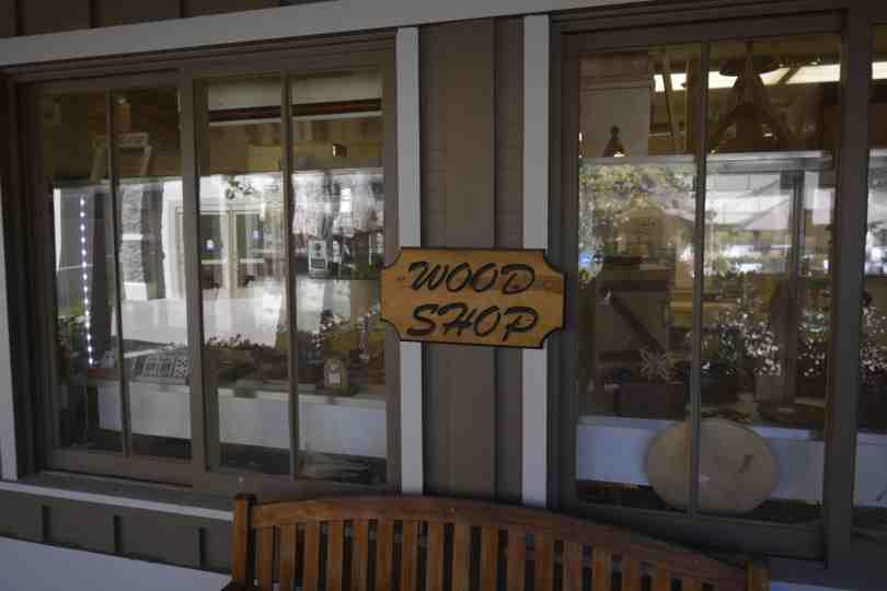 Gateway Wood Shop Front