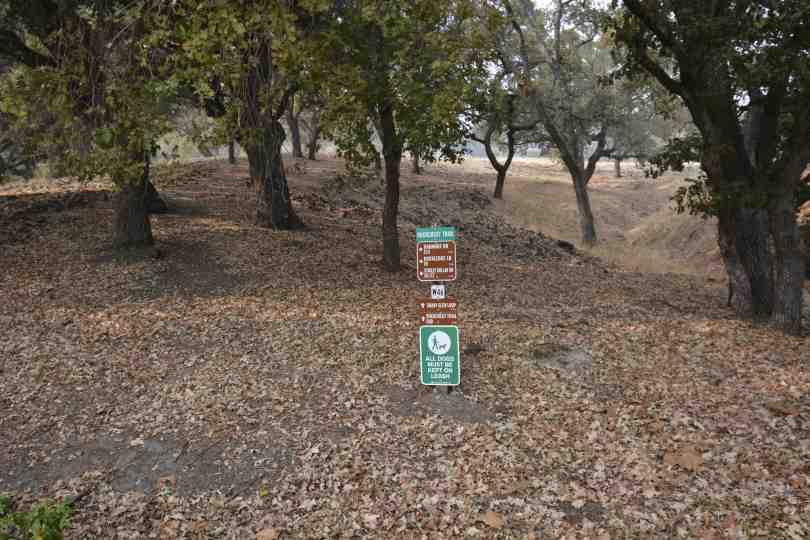 Hillside Rockcrest Trailhead